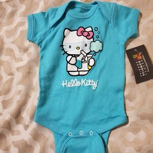 Hello Kitty  scientific onesie